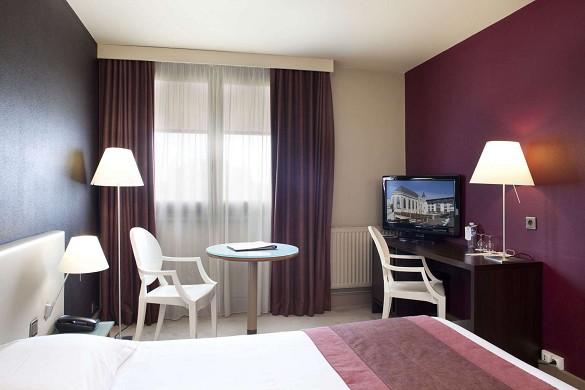 Best western premier hotel de la paix - sala per seminari semi-residenziale
