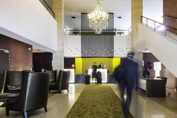 Il miglior hotel premier occidentale della pace - accoglienza