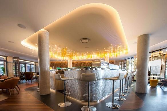 Il miglior hotel premier occidentale della pace - bar