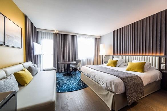 Il miglior hotel premier occidentale della pace - camera