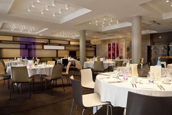Il miglior hotel premier occidentale della pace - ristorante
