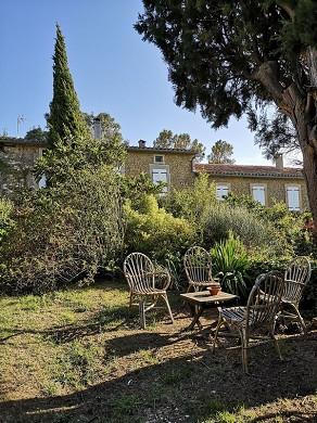 Escampette farmhouse - garden