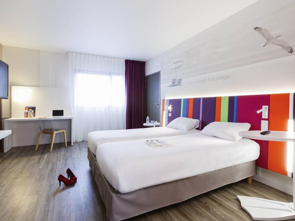 Ibis styles les sables-d'olonne - dormitorio