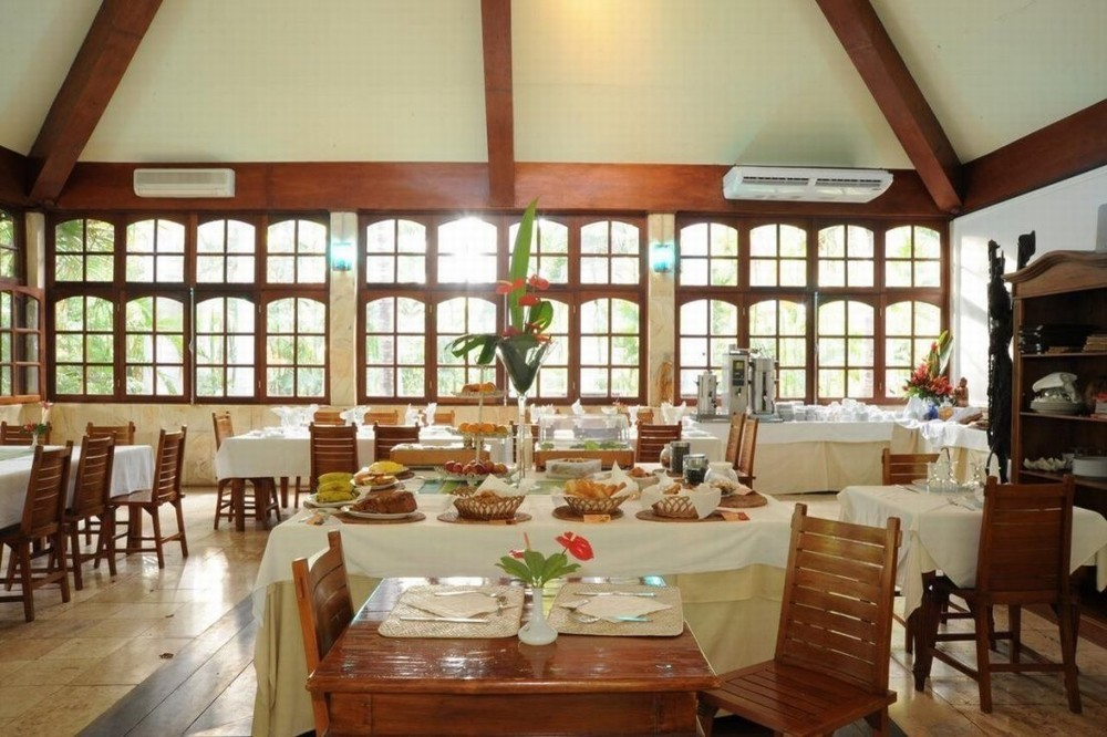 Hôtel domaine des pierres - petit déjeuner