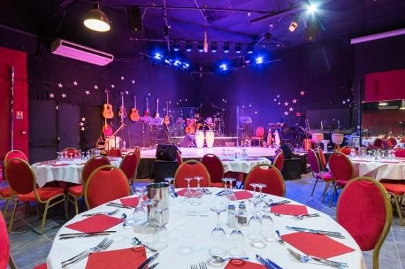 The music hall - bouches du rhône reception hall
