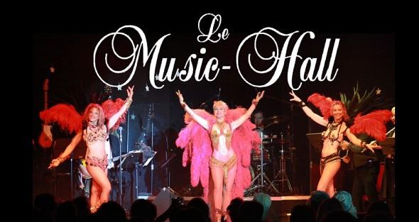 The music hall - music hall