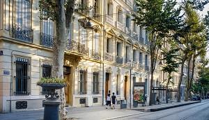 Châteauform 'Marseille-Longchamp - Facade