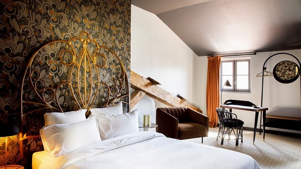 Châteauform 'marseille-longchamp - bedroom