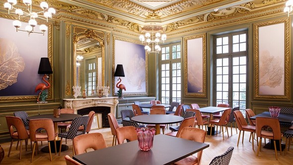 Châteauform 'marseille-longchamp - restaurant