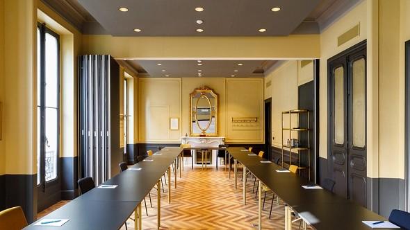 Châteauform 'marseille-longchamp - meeting room