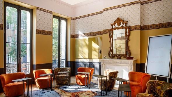 Châteauform 'marseille-longchamp - living room