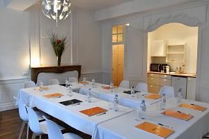 Hotel le Chambellan - seminario de Dijon