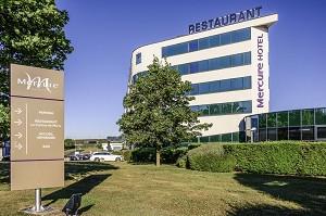 Website des Mercure Poitiers Futuroscope - Poitiers Seminarhotel