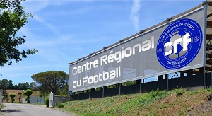 Occitanie Regional Football Center - Castelmaurou seminar
