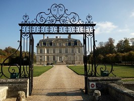 Château de Guiry - Casa