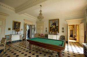 Billiards - Château de Guiry