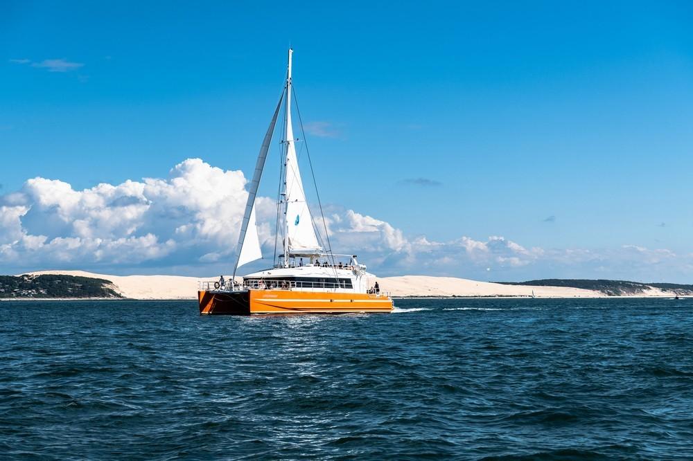 La costa de plata - el bote