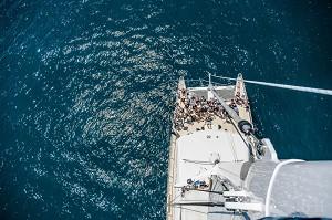 Seminario en el mar