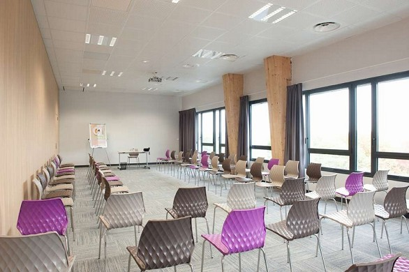 Stazione centrale del Campanile Limoges - sala riunioni