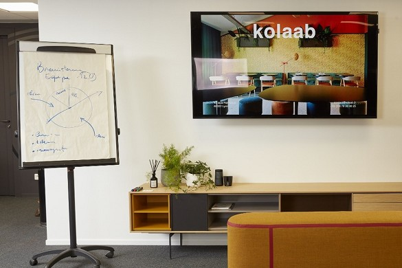Kolaab paris - seminar location in paris