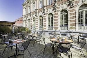 Best Western Urban Hôtel et Spa - Terrazza