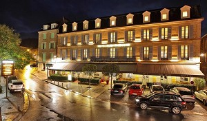 Sala seminari: Plaza Madeleine Hotel and Spa -