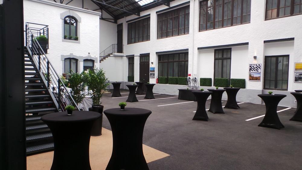 Nouvel hôtel - réception