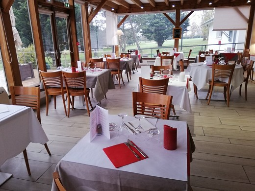 Restaurant du golf du clou - restaurant