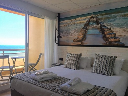 Best western hotel canet-plage - accommodation