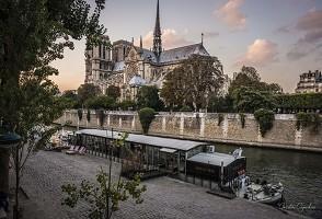 La Nouvelle Seine - Event boat in Paris