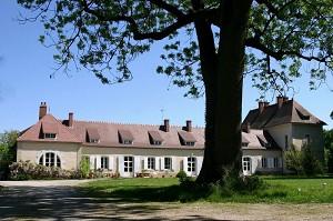Château des Edelins - Außenansicht