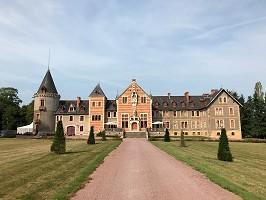 Château de Béguin - Fassade