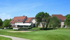 Golf Resort Domaine du Val de Sorne - Im Freien