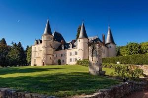 Château de Saint Alyre - Event castle