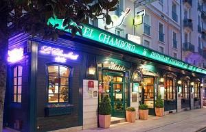 Chambord Hotel - Facade