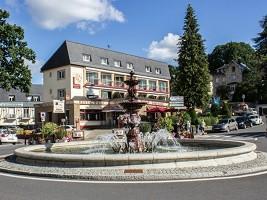 Bagnoles Hôtel - Außenansicht