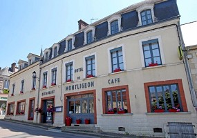 Hôtel Restaurant le Montligeon - Vorderseite