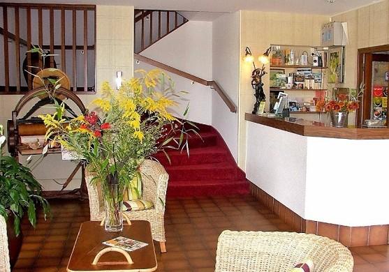 Windrow hostel - reception