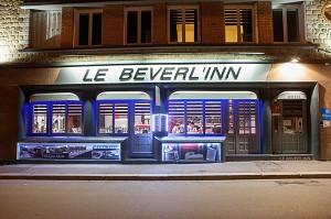 Die Beverl'inn - Fassade