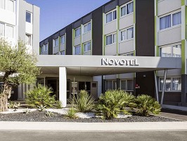 Novotel Bordeaux Lac - Home