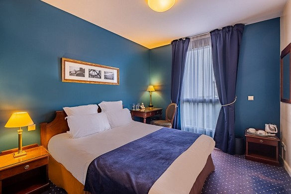 Amiral hotel - double room