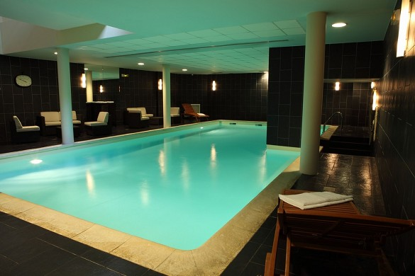Amiral hotel - heated indoor swimming pool