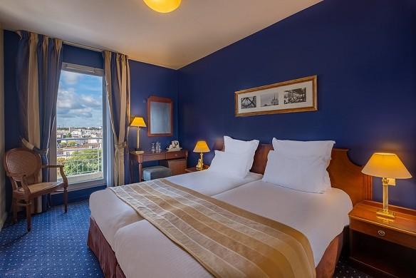 Amiral hotel - prestige twin room