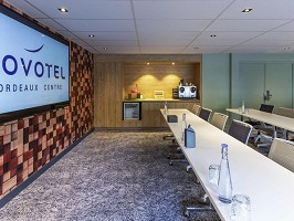 Seminar room: Novotel Bordeaux Center -