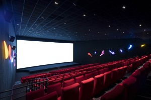 Gaumont Valenciennes - Cinema room