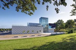 Laval Virtual Center - Außenansicht