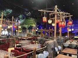Pirates Paradise - Restaurante de eventos en Lille