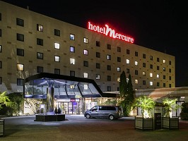 Mercure Bordeaux Aeroport - Exterior
