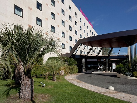 Mercure Bordeaux airport - 4 star seminar hotel in the Gironde