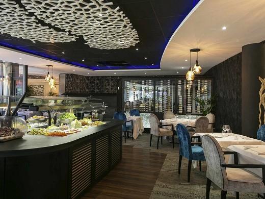 Mercure Bordeaux airport - restaurant